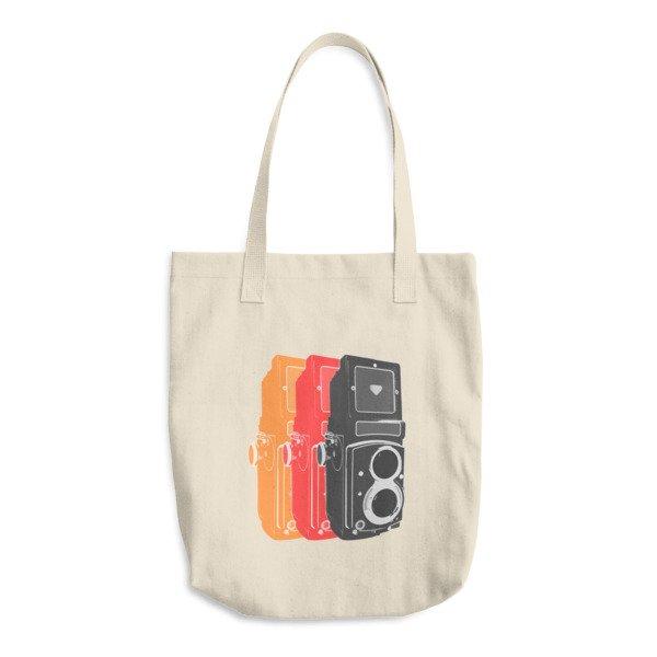 3f33cd154640 Pop Art Medium Format Tote Bag » Shoot It With Film