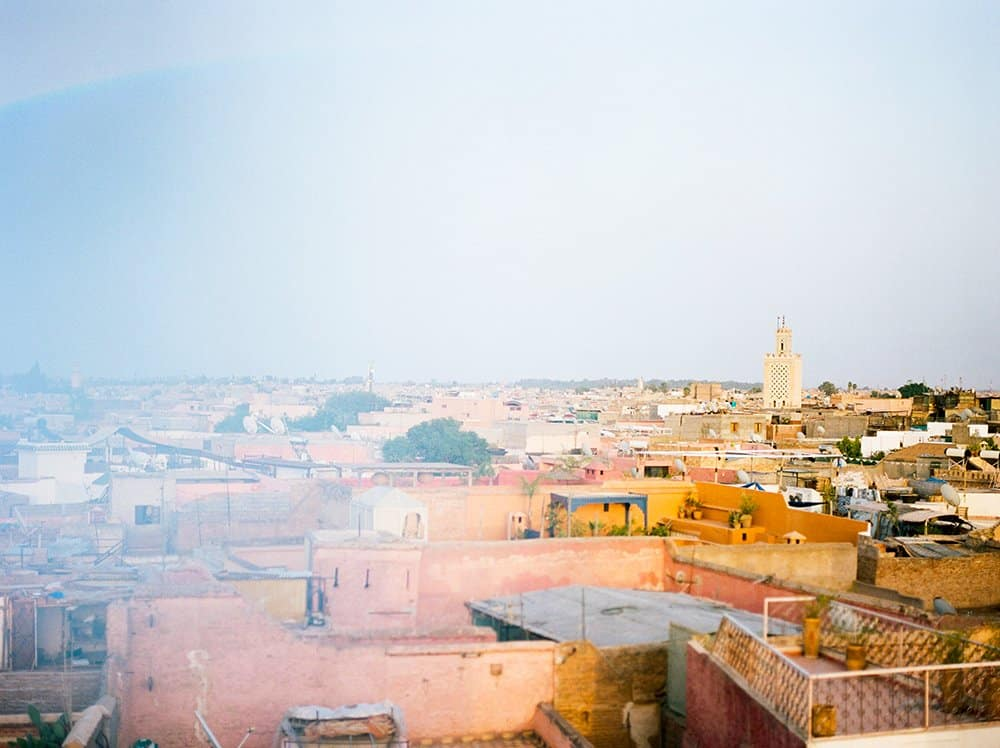 Shoot It With Film Julie Guertin Morocco