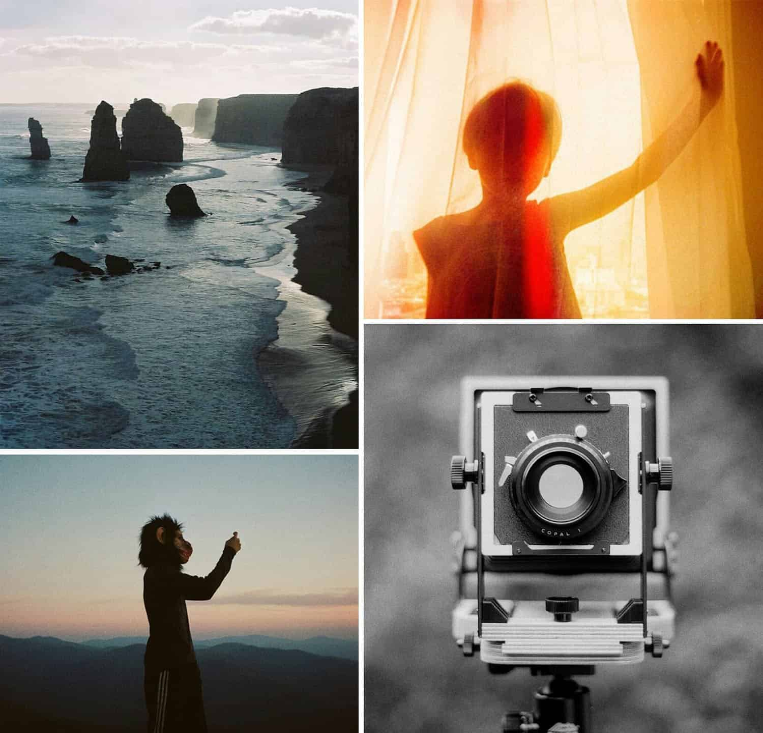 Shoot It With Film Instagram Roundup: Experimenting With Film