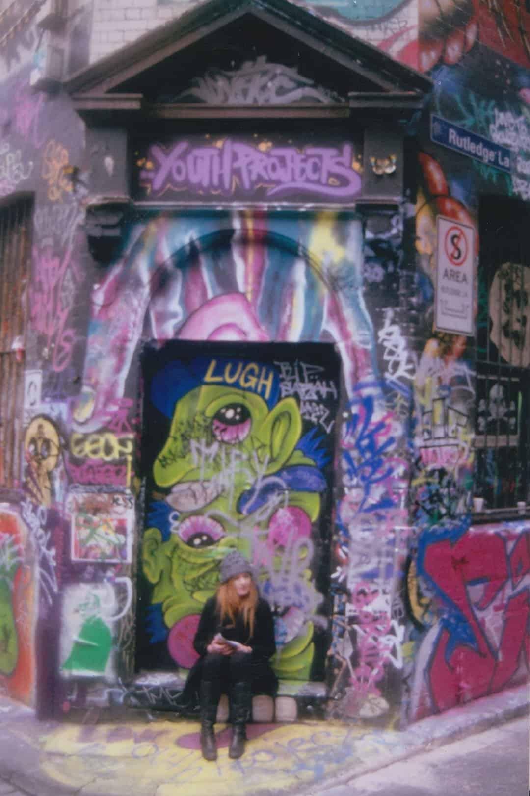 Shoot It With Film Riley Buchanan Graffiti