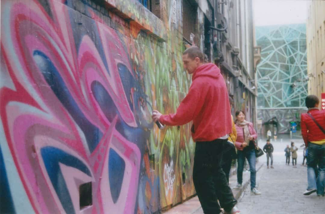 Shoot It With Film Riley Buchanan Graffiti