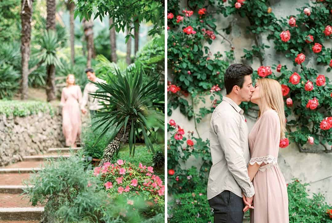 Shoot It With Film Lake Como, Italy Engagement Session on Film by Fabrizio Vigano