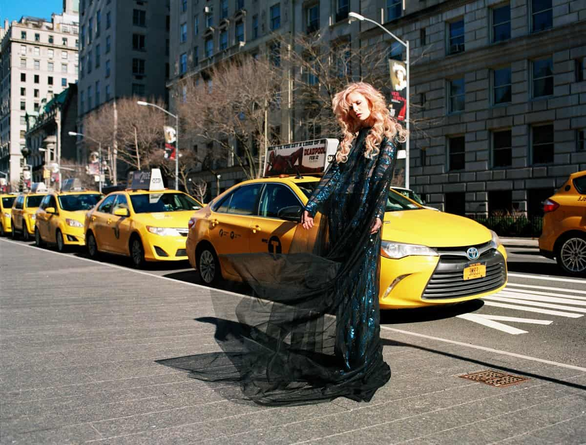 Shoot It With Film Luca Mercedes NYC Fashion Editorial
