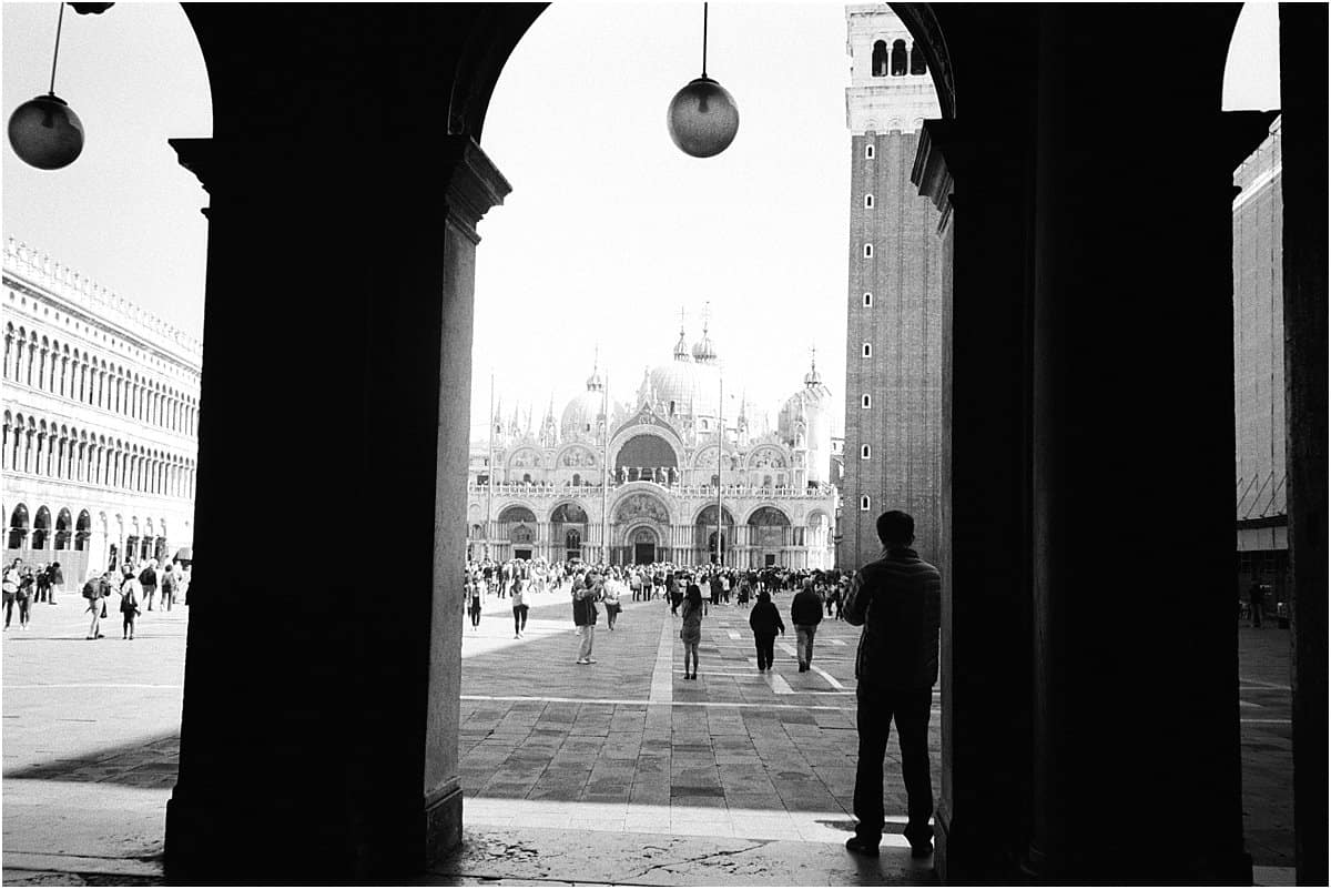 Venice, Italy on Black and White Film by Nicole Young on Shoot It With Film