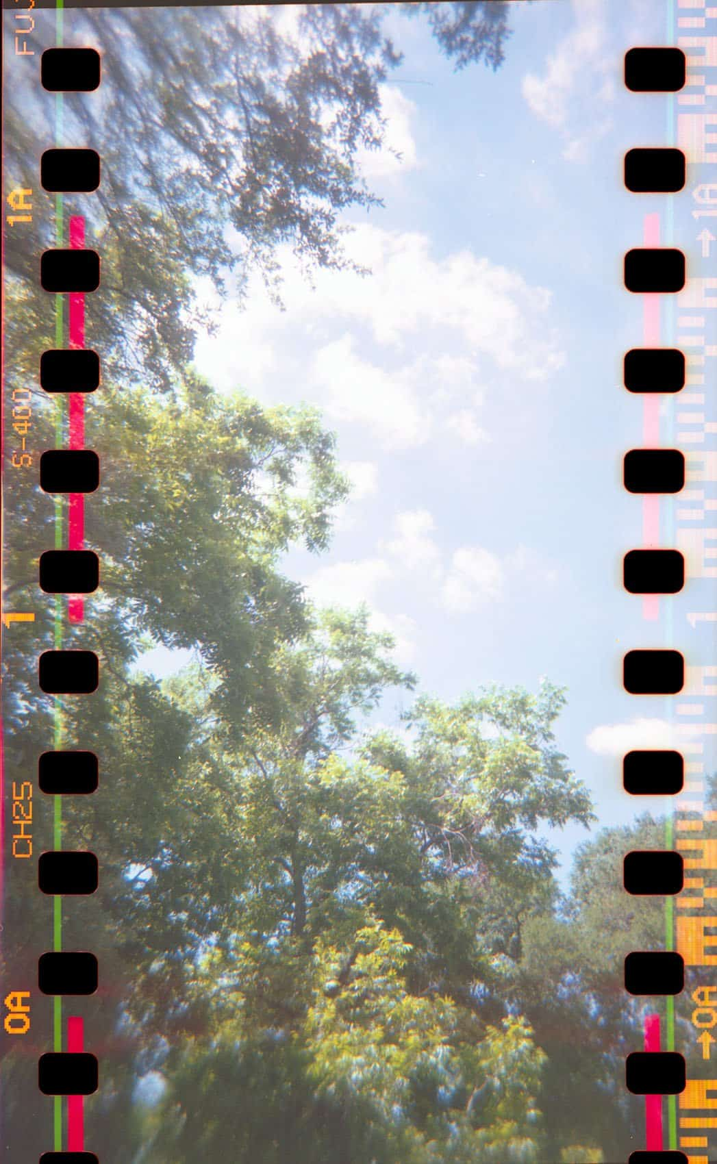 How To Hack Your Holga To Shoot 35mm Sprocket Images by Jennifer Stamps on Shoot It With Film