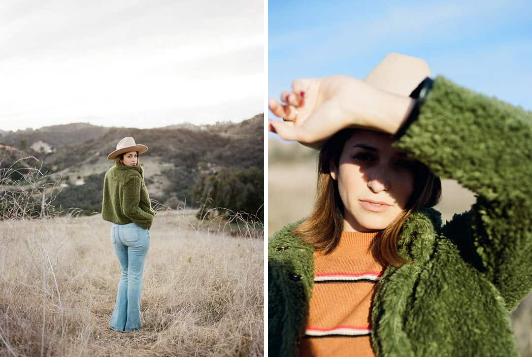 Topanga Canyon California Creative Portrait Session by Erin Scabuzzo on Shoot It With Film