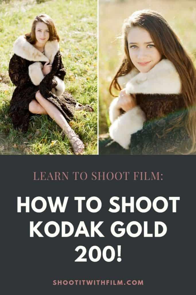 How to Shoot Kodak Gold 200 35mm Film Photography Tutorial
