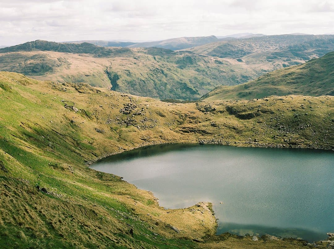 Snowdonia Wales Film Travel Session by lm Dmitry Serostanov on Shoot It With Film