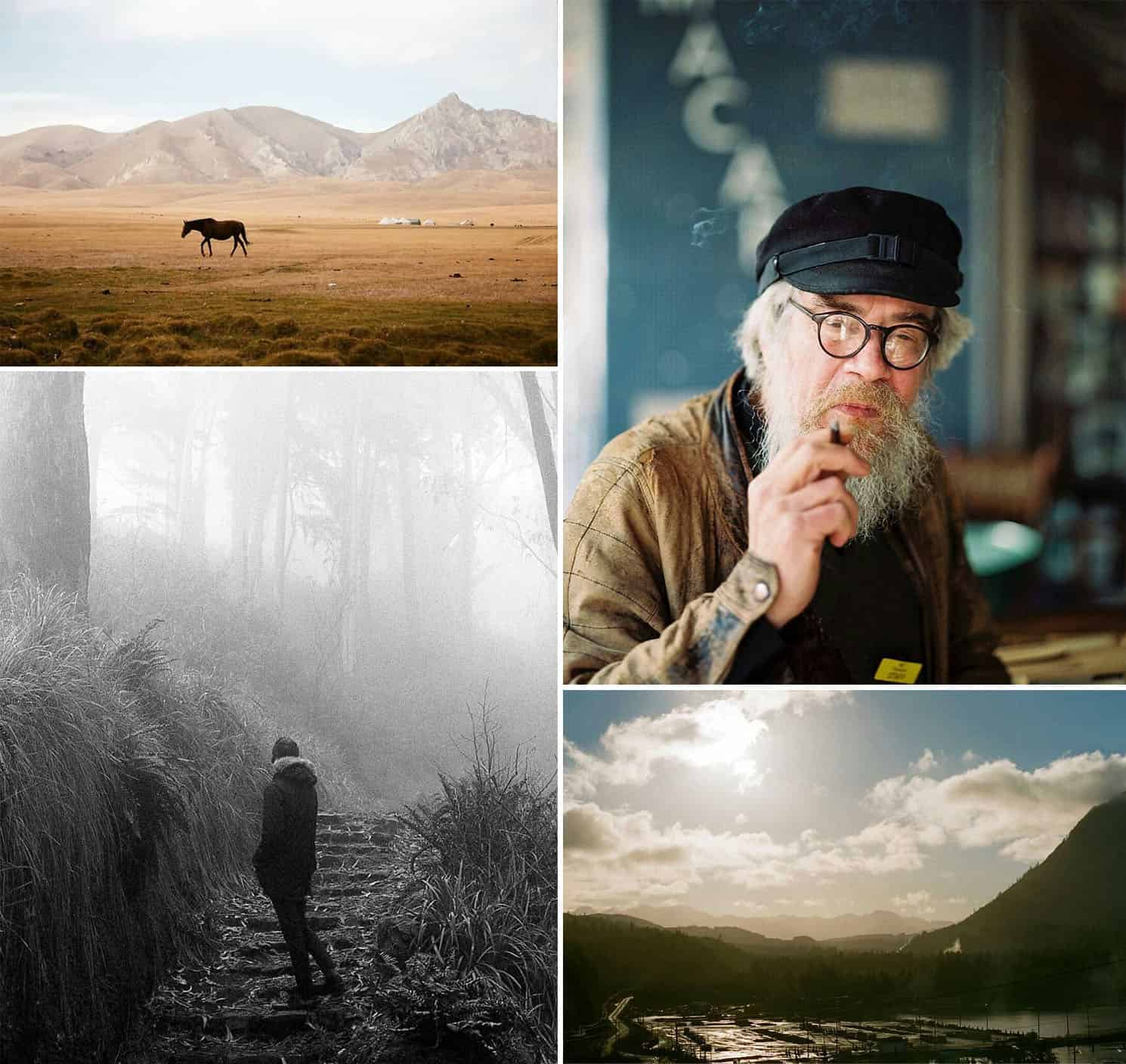 Shoot It With Film Instagram Roundup Captivating Portraits