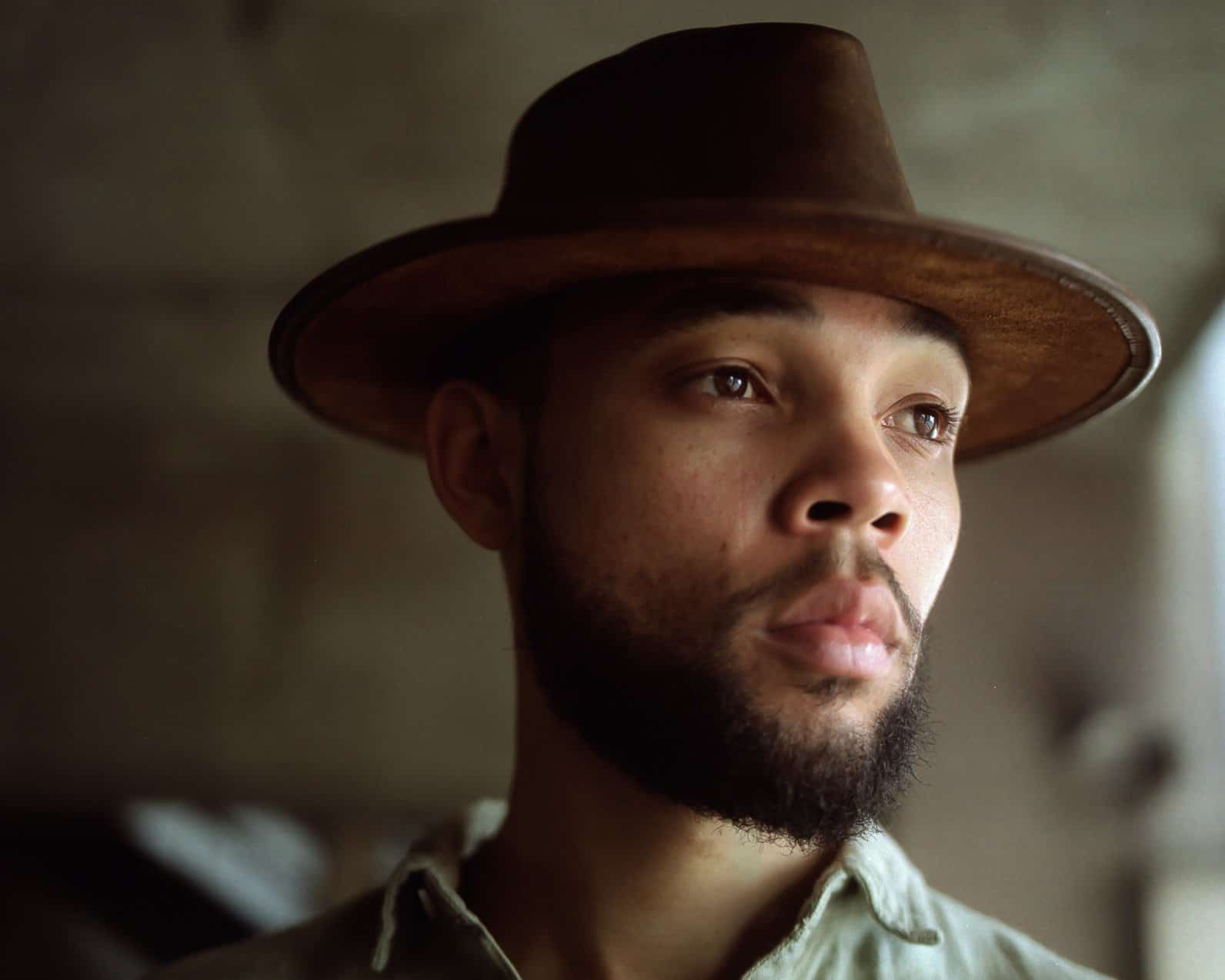 Portrait Series with Poet Michael Nelder by Henry Keith on Shoot It With Film