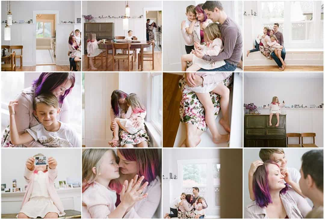 Using Flash for In-Home Lifestyle Sessions by Kim Hildebrand on Shoot It With Film