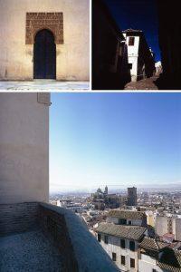 Medium Format Granada Spain Travel Story with Fuji Velvia 100