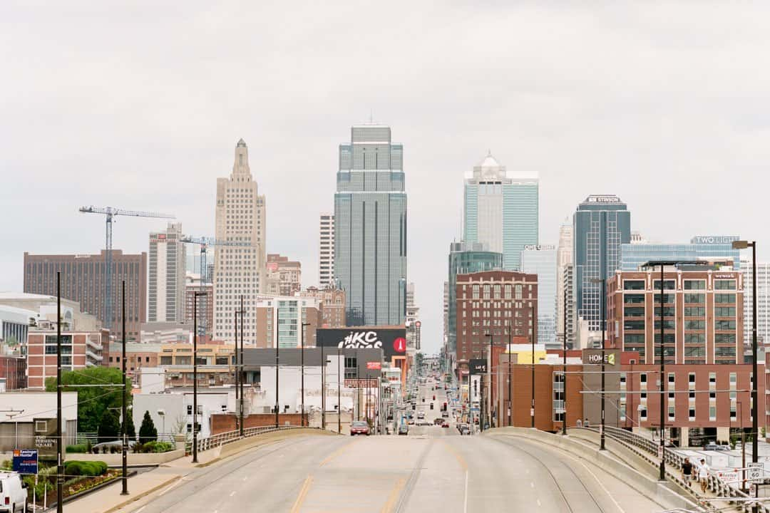 Kansas City Travel Session Erica Robnett on Shoot It With Film