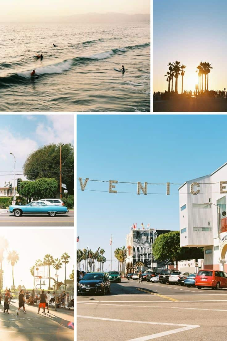 Contax 645 Kodak Ektar 100 Medium Format Film Photography Venice Beach