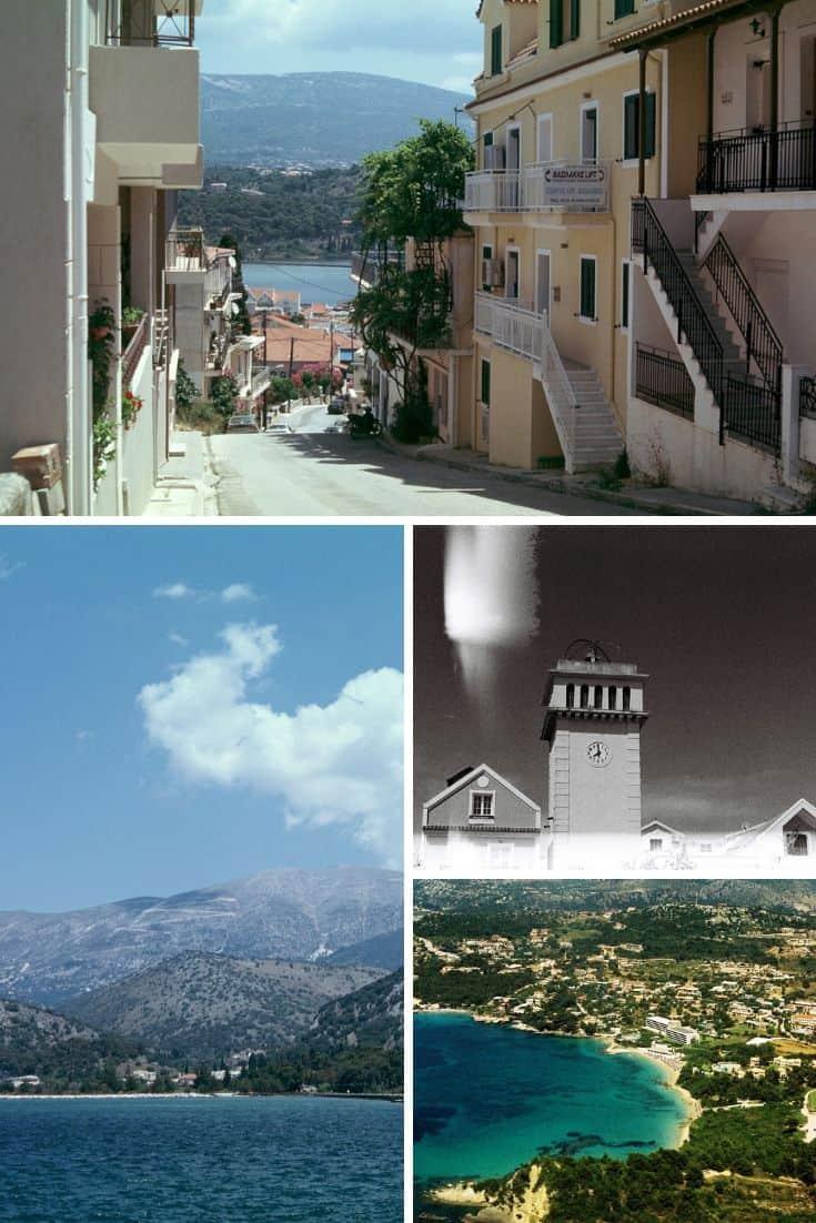 Nikon FM2 Fuji Provia 35mm Film Photography Greek Island