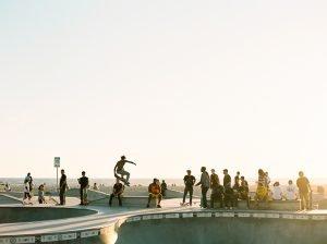 Venice Beach on Film by Gareth Morton on Shoot It With Film