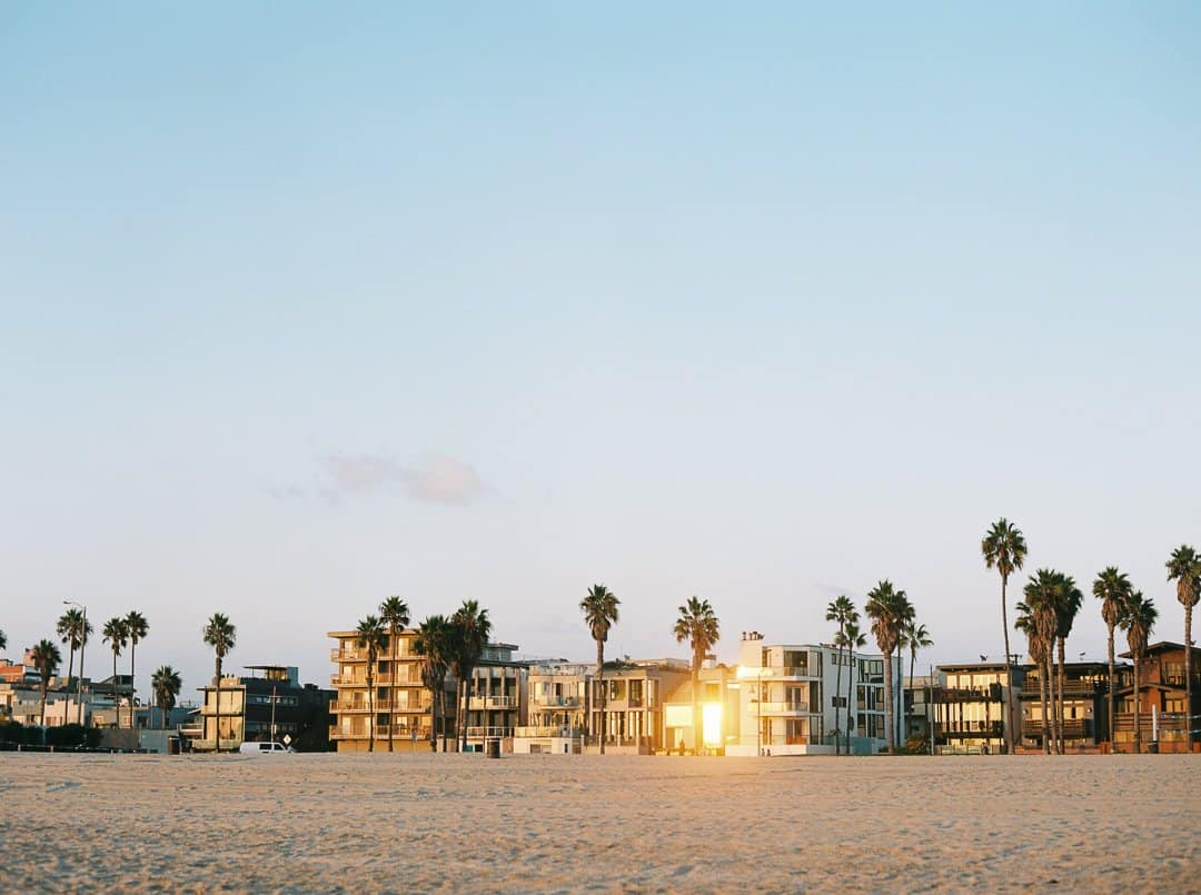 Venice Beach on Film by Gareth Morton on Shoot It With Film