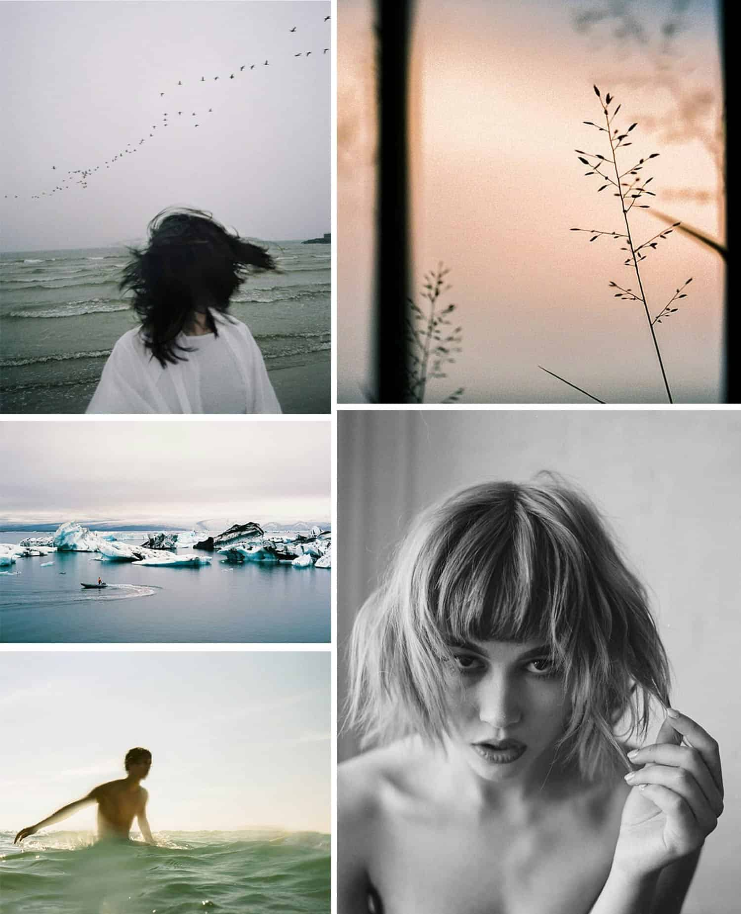 Instagram Roundup: Tranquil Pastels on Shoot It With Film