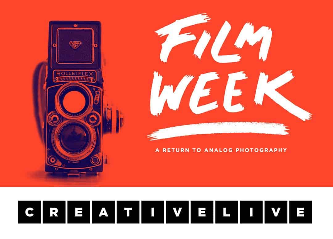 Learn to shoot film with these courses from CreativeLive