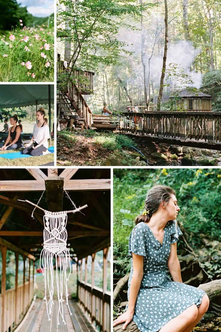 35mm Film Photography Restore Yoga Retreat