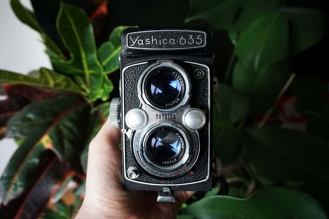 Yashica 635 TLR Film Camera Review by Tom Box on Shoot It With Film