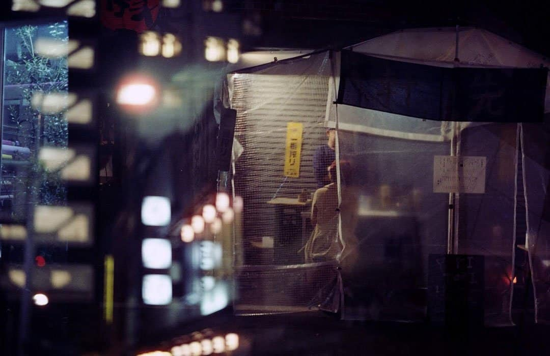 Night Photography on the Olympus Trip 35 by Tom Box on Shoot It With Film