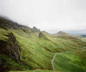 Scotland Travel Story on Film by Weston McGhee on Shoot It With Film