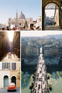 35mm Film Photography Rome Travel Story by Andy Hirst on Shoot It With Film