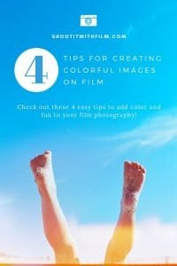 Film Photography - How To Shoot Colorful Images on Film on Shoot It With Film