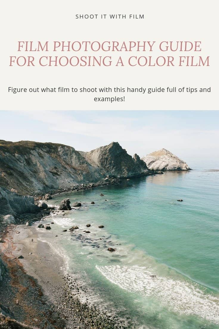 What Film Should I Shoot? Color Film Photography Guide by David Rose on Shoot It With Film