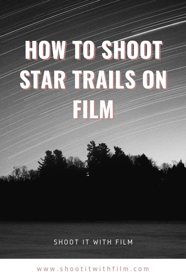 Star Trails on Film: How to Shoot Long Exposure Film Photography Star Trails by James Baturin on Shoot It With Film