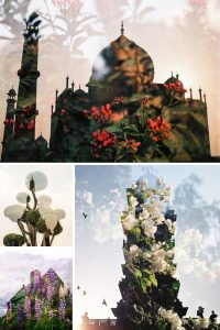 Medium Format Film Photography Double Exposures by Zac Patsalides on Shoot It With Film