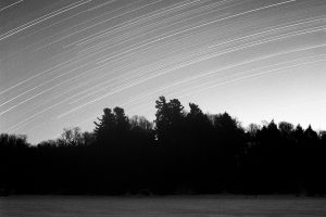 Star Trails on Film by James Baturin on Shoot It With Film Featured Image