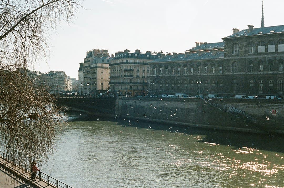 35mm Film Photography Timeless Paris by Jean-Mathieu Saponaro on Shoot It With Film