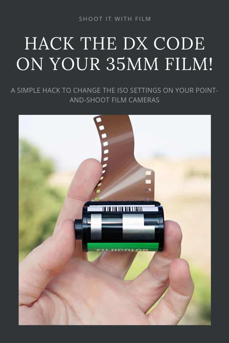DX Code Hacking for 35mm Film Photography on Shoot It With Film