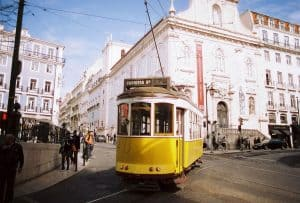 35mm Film Photography Lisbon Travel Story by Marta Caparros on Shoot It With Film