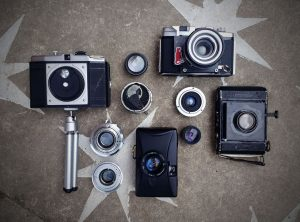 The Frankencamera: Experiments in Modifying Film Cameras by Tom Box on Shoot It With Film