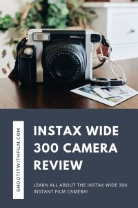 Fujifilm Instax Wide 300 Instant Film Camera Review