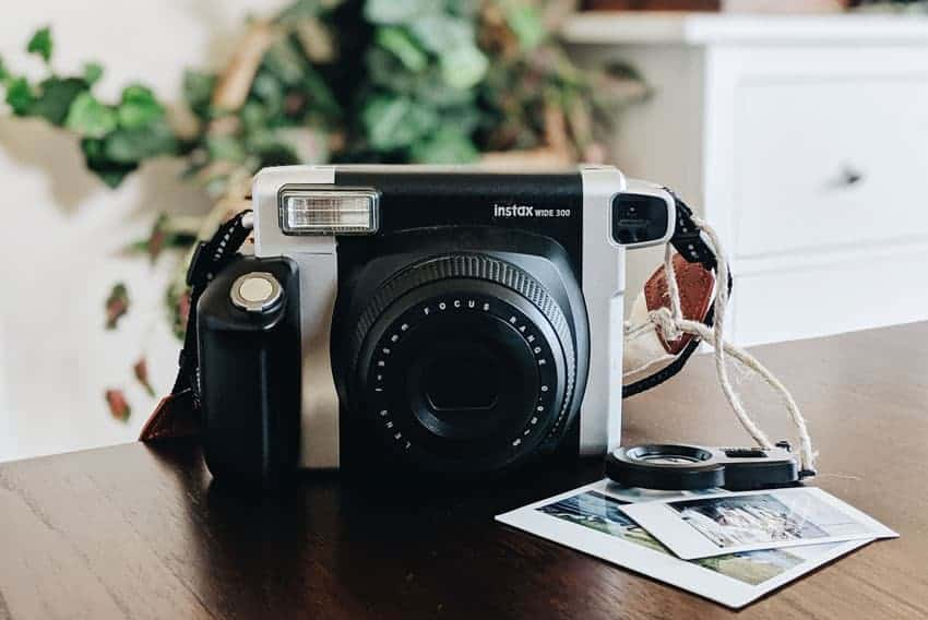 Instax Wide 300 Instant Camera Review by Samantha Stortecky on Shoot It With Film