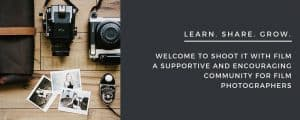 Shoot It With Film: A community for film photographers to learn, share, and grow.