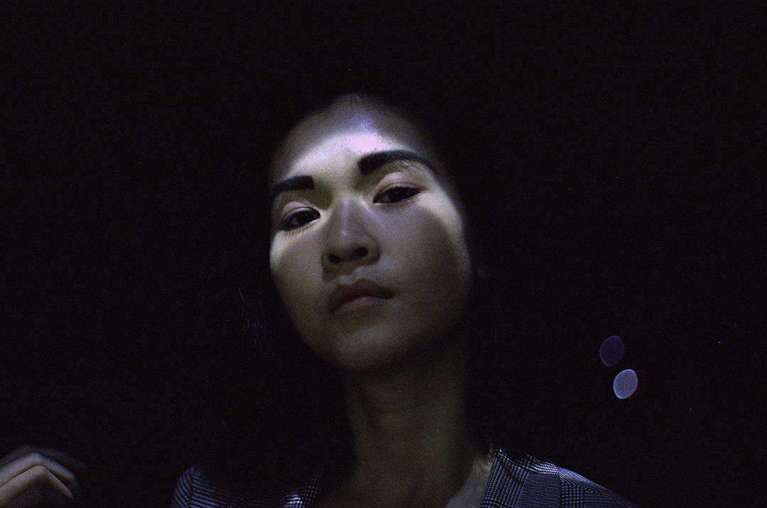 35mm Film Photography Nighttime Portrait Series by Clay Boonthanakit on Shoot It With Film