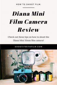 Diana Mini 35mm Film Camera Review