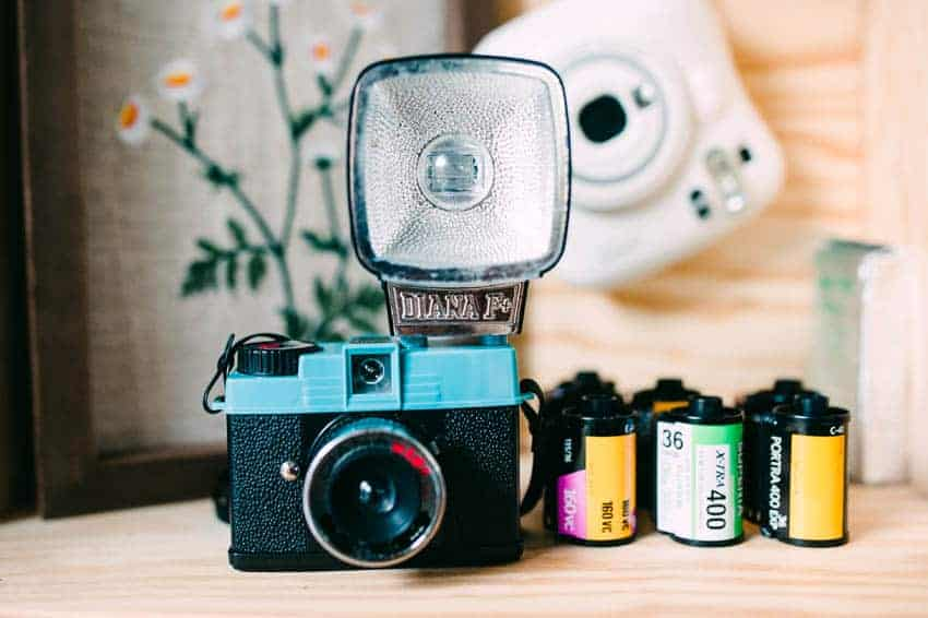 Diana Mini 35mm Film Camera Review by Amy Berge on Shoot It With Film