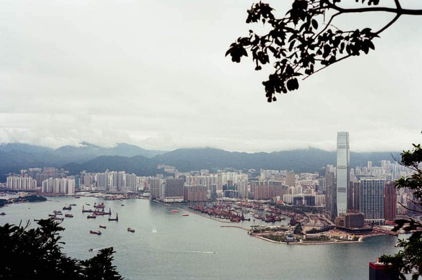 35mm Film Photography Hong Kong Travel Story by Katie Golobic on Shoot It With Film