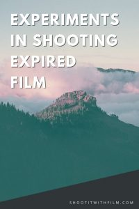 Shooting Expired Film 35mm and Medium Format Film Photography
