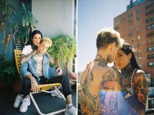 35mm Film Photography Fashion Portraits by Alexan Sarikamichian on Shoot It With Film