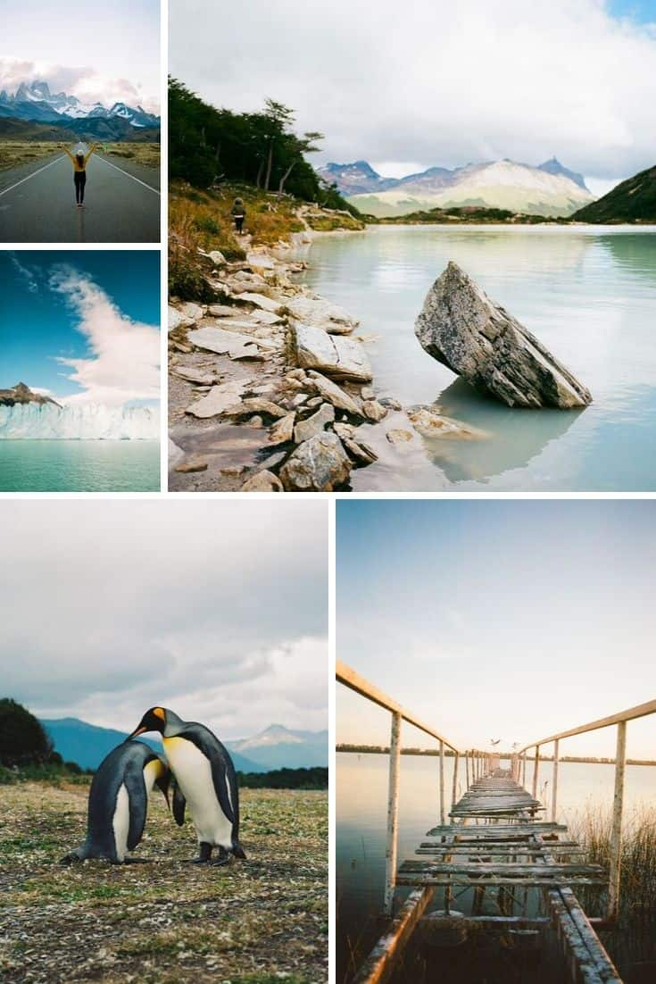 Medium Format and 35mm Film Photography Patagonia Travel Story