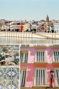 35mm Film Photography Spain Travel Story