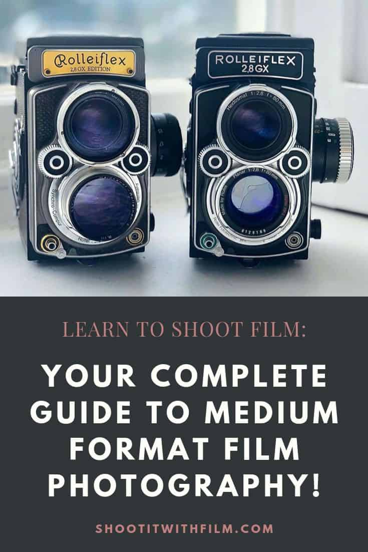 Your Complete Guide to Medium Format Film Photography on Shoot It With Film