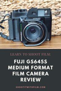 Fuji GS645S Medium Format Film Camera Review